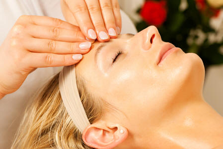 acupressure relaxing stress relief