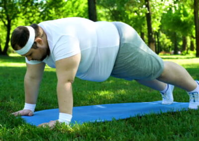 What does Moderate Exercise mean?